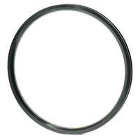 NBR Clincher Rim 349 220g 14/21holes black one pair