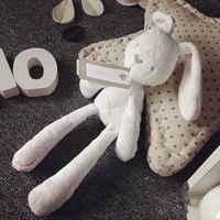 50cm Cute Rabbit Doll Baby Soft Plush Toys For Children Bunny Sleeping Mate Stuffed &Plush Animal Baby Toys For Infants