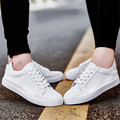 New Outdoor Men couples Flat Casual Walking shoes Leather superstar shoes Fashion zapatos mujer chaussure homme White size 35-44