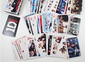 Free shipping 54pcs/set collective pop star UK band one direction poker celebrity 1D 1 direction playing cards novelty presents