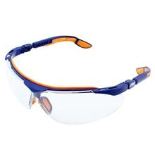 UVEX Safety Goggles Transparent Anti-impact Protective Eyeglasses Anti-fog Anti-Sand Windproof Wear-resistant Goggles Eyewear