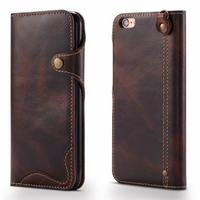 For Funda IPhone 6s Case Cover For Apple IPhone 6 S Luxury Retro Wallet Phone Cases