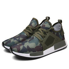 Купить с кэшбэком Men sneakers 2018 autumn new breathable mesh cloth running shoes, outdoor skid and light fitness training men shoes size39-48