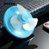 2017 New Arrival Metal Hand Spinner With Fan And Bluetooth LED Light Fidget Toy For Children