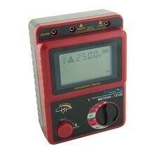 Измеритель сопротивления изоляции МЕГЕОН 13125 (ЖК дисплей, функция автоматического отключения)