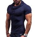 Новое поступление сваях ошейник мужчины женщин-поло с отложным воротником свободного покроя стиль мужской с коротким рукавом чистые рубашки поло