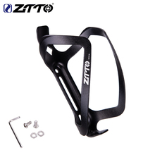 ZTTO  MTB Mountain Bike Road Bicycle Bottle Cage Ultralight Aluminum Alloy Water Holder Cycling Accessories