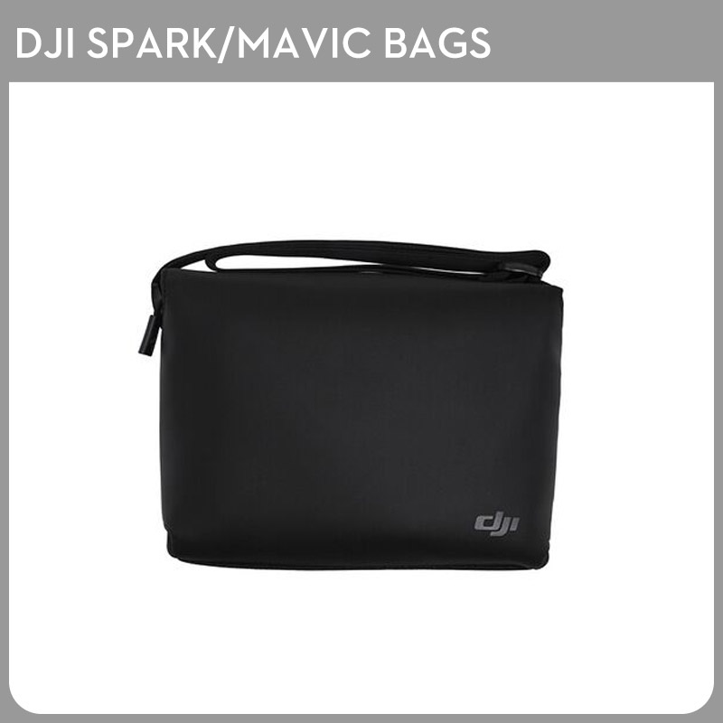 Original DJI Professional Shoulder Carrying Case Bag for DJI Spark/Mavic Pro Mavic Air Drone Bags Accessories 2017waterproof hardshell handbag carry box pouch cover bag case for dji spark quadcopter drone 2 batteries and other accessories