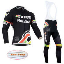 Tour de France 2016 pro font b team b font New cycling Thermal Fleece jersey bib