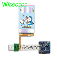 цена на 2K LS060R1SX01 6 inch  LCD Module Screen with HDMI to MIPI Driver Board  for VR Virtual 3D Printer Monitor 1440P