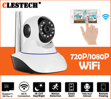 Wireless IP Camera 720P 1080P WiFi Network Security Audio Video Surveillance CCTV P2P Yoosee Baby Monitor Remote monitor