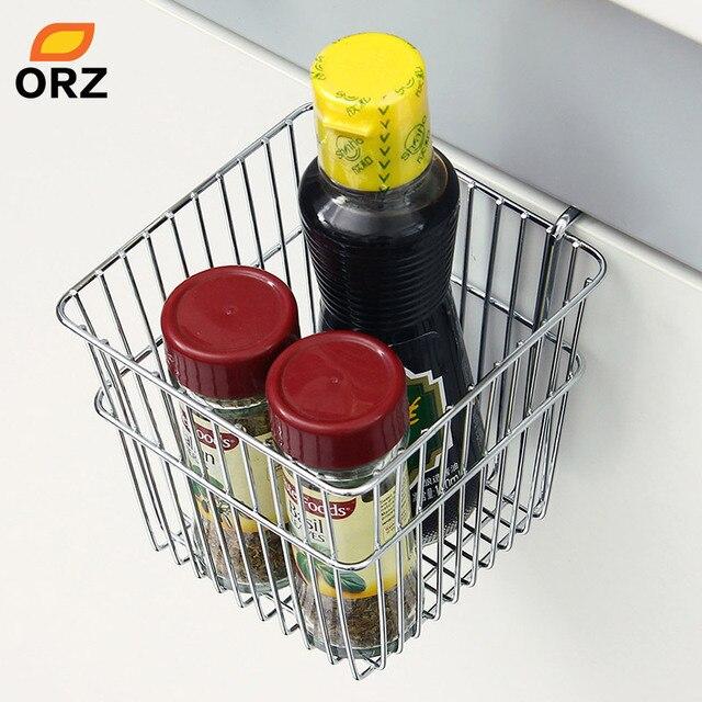 Wire Basket Drawer | Orz Stainless Steel Wire Storage Basket Drawer Cupboard Cabinet