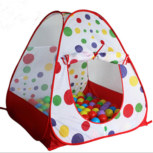 Childrenu0027s Play Tent Baby Game House C&ing Playhouse Toys for Kids Ball Pit Pool Indoor Outdoor  sc 1 st  AliExpress.com & Childrenu0027s Play Tent Baby Game House Camping Playhouse Toys for ...