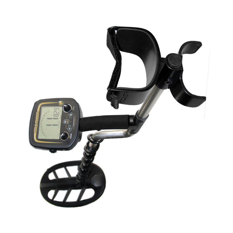 2017 New Arrival G2 Metal Detector Underground with LCD Display Gold Metal Detector Treasure Hunter Free Shipping professional deep search metal detector goldfinder underground gold high sensitivity and lcd display metal detector finder