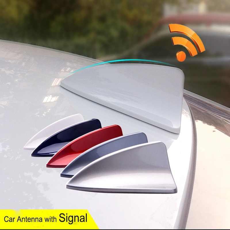 سيارة راديو القرش زعنفة هوائي هوائيات FM إشارة تصميم مكبر للصوت ل bmw e46 e90 e60 e39 f30 f10 e36 x5 e70 r1200gs g30 f20 e91