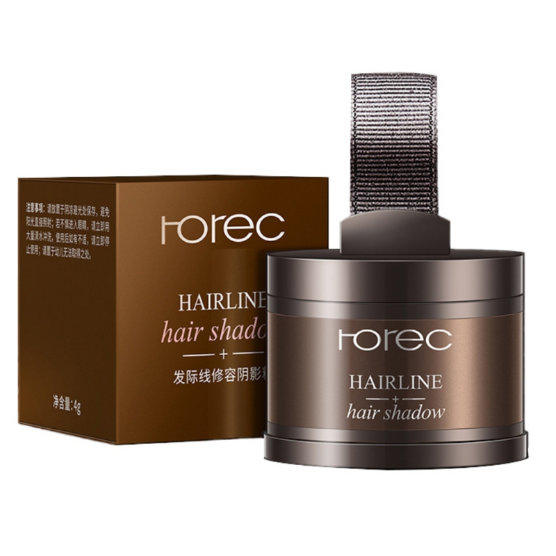 Newest Hair Color Cream Hairline Modified Shadow Powder Natural