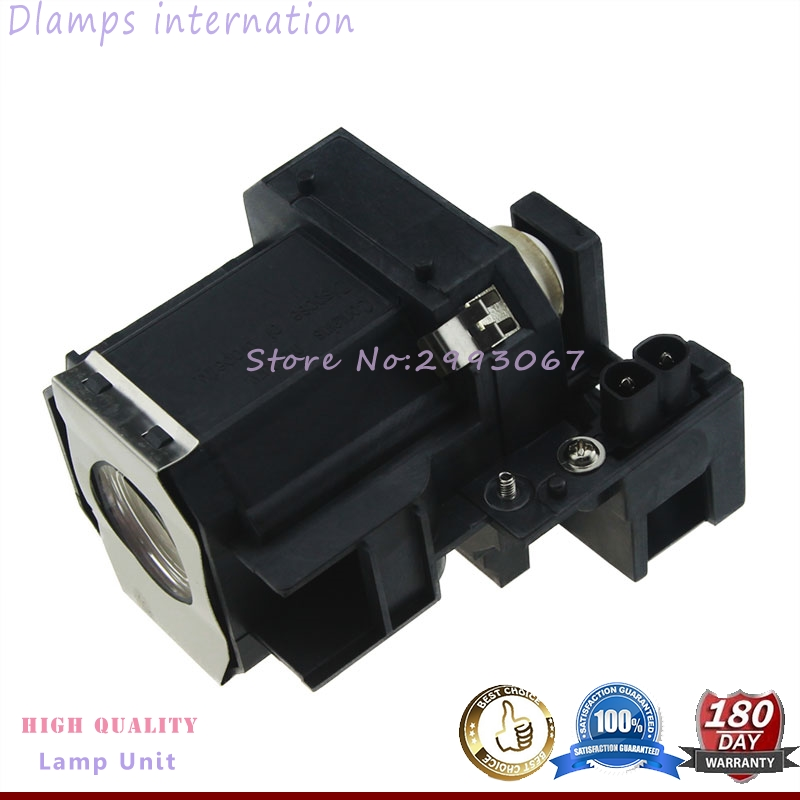 Free Shipping ELPLP35 V13H010L35 Replacment Projector Lamp with Housing For EPSON EMP-TW520 / EMP-TW600 / EMP-TW620 / EMP-TW680 free shipping lamtop uhe 132w compatible lamp with housing for emp tw10 emp tw10h