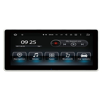 High Performance PX5 Car Radio DVD Navigation Monitor For Mercedes Benz NTG5.0/5.1 A/G/CLA/GLE W176 After 2015 Front Screen