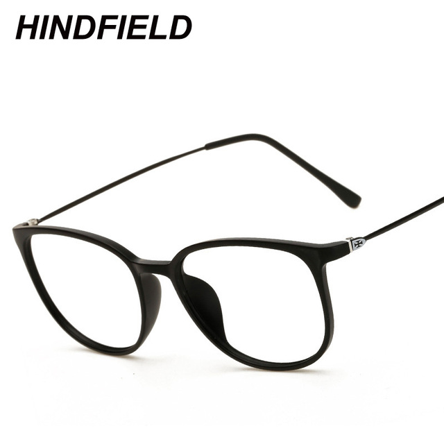 53d737b816 Fashion Eyeglasses Optical Frames Clear Lens Fake Glasses Women Men Square  Reading Eyewear Spectacle Frames