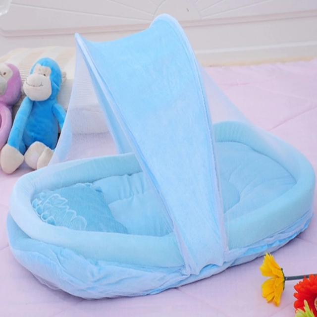 Organic Cot Mattress Source Comfortable Baby Crib Sets Portable Folding Mosquito Net With