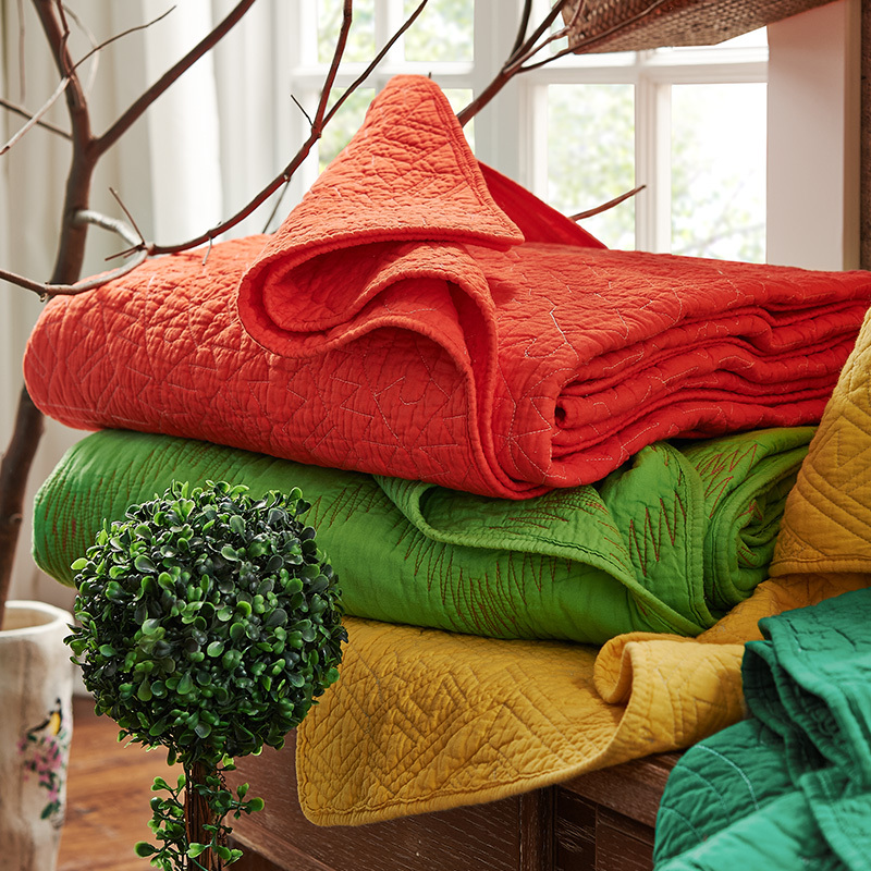 Aliexpress.com : Buy new arrival cotton air conditioning blanket ... : thin quilts for summer - Adamdwight.com