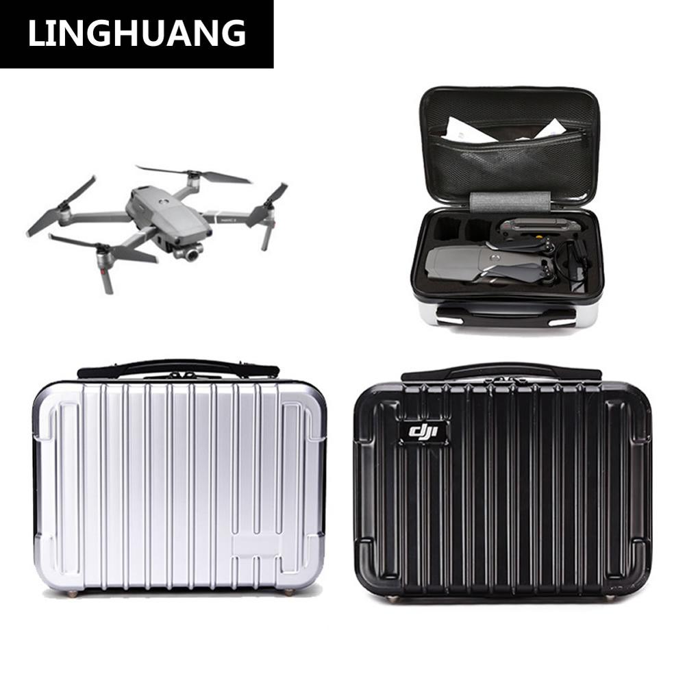 DJI MAVIC 2 Pro Zoom Drone Hardshell Handheld Portable Protective Box Suitcase Accessories Storage Carrying Case For Quadcopter