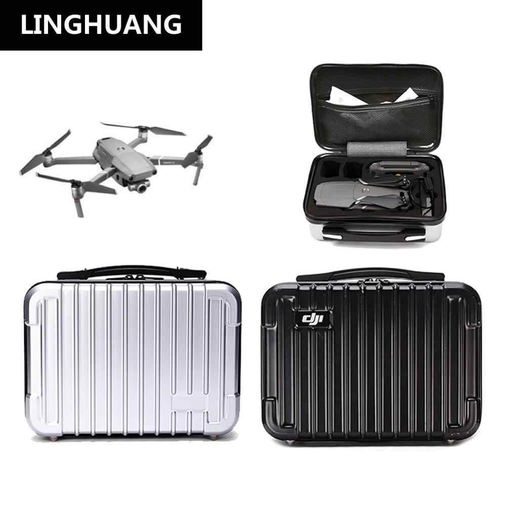 DJI MAVIC 2 Pro Zoom Drone Hardshell Handheld Tragbare Schutz Box Koffer Zubehör Hochleistungsaluminiumlagertragetasche Für Quadcopter