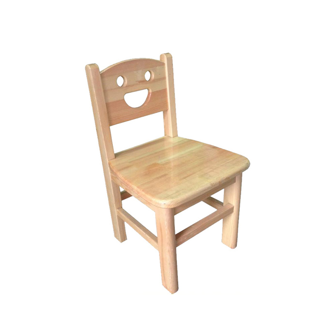 small wooden chair wheelchair tyres kindergarten children chairs pupils learn stool child