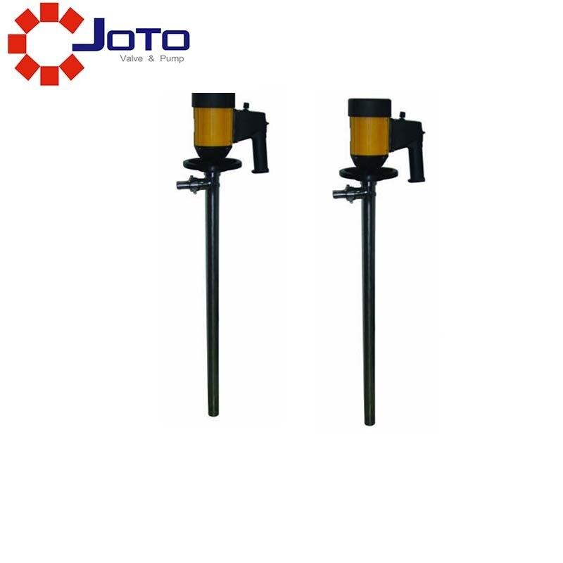 Pompe électrique de tambour/baril de 220 V 50 hz/60 hz/pompe électrique de transfert d'eau de carburant Diesel-130l/min