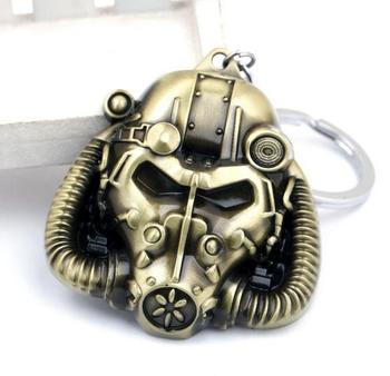 Брелоки и кулоны металлические Fallout в ассортименте 1