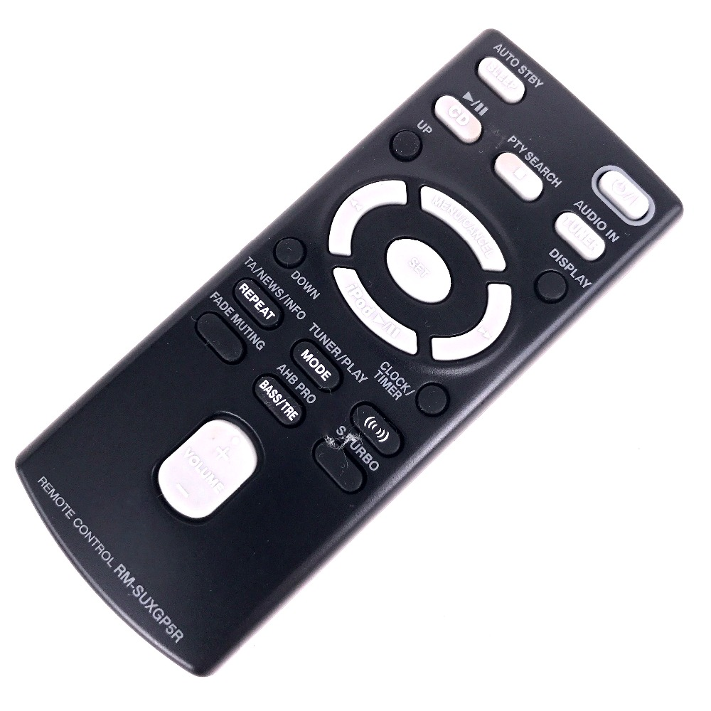 NEW Original remote control For JVC RM-SUXGP5R chunghop rm l7 multifunctional learning remote control silver