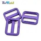 1000pcs/pack 1 (25mm)Colorful Triglides Adjust Buckle For Dog Collar Harness Backpack Strap - 5