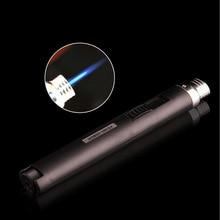 Ручка для сварки ветрового стекла, наружная зажигалка, струйный пламенный Бутан, зажигалка для заправки, сварочный паяльный фонарь, ручка