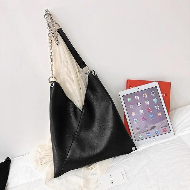 Fashion Leather Handbags for Women 2019 Luxury Handbags Women Bags Designer Large Capacity Tote Bag Shoulder Bags for Women Sac 3