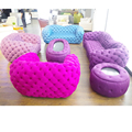 (1+1+2+3 seat)KTV couch set for shop factory directly #FL-009 delivery time :30 days