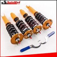 Adjustable Damper Coilover Suspension Kit For Honda Accord 98 02 Acura 99 03 Force Shocks Absorber