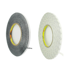 цены 6mm Wide Double Sided 3M Adhesive Sticky Glue Tape for Mobile Phone LCD Touch Screen Display