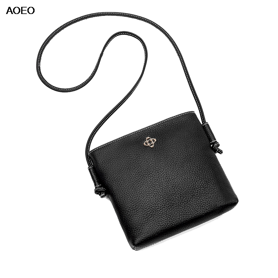 QUALITY REAL LEATHER NEW LADIES MINI CROSS BODY SHOULDER BAG SMALL PURSE