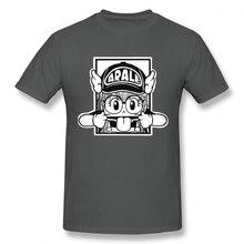 942d873972f Men s Crewneck Arale Dr Slump Retro T shirt For Male Vintage Design Homme Tee  Shirt Wholesale