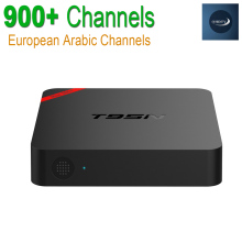 Android Quad Core Tv Box With 1 Year 900 Arabic French IPTV Account Live TV Kodi Preloaded Smart Tv Box Arabic Iptv Free