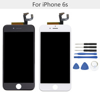 1PCS 4 7 LCD Screen Replacement For IPhone 6s LCD Display Screen Assembly No Dead Pixel