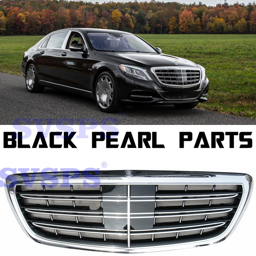 Phenomenal Tuning Car Styling Front Middle Grill Upgraded Grille For Mercedes Wiring Cloud Philuggs Outletorg