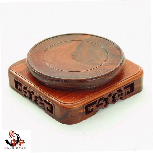 Figura de Buda de madeira esculpida em madeira de mogno casa agir o papel ofing é provado artigos de decoração base de artesanato em madeira de ébano