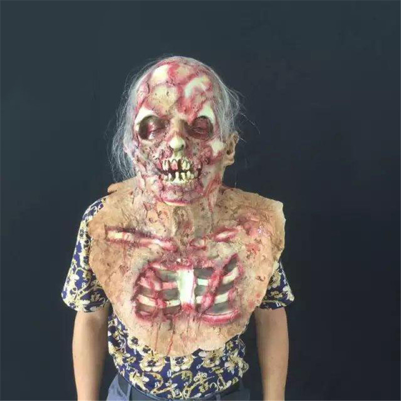 Popular Scary Zombie Masks-Buy Cheap Scary Zombie Masks ...