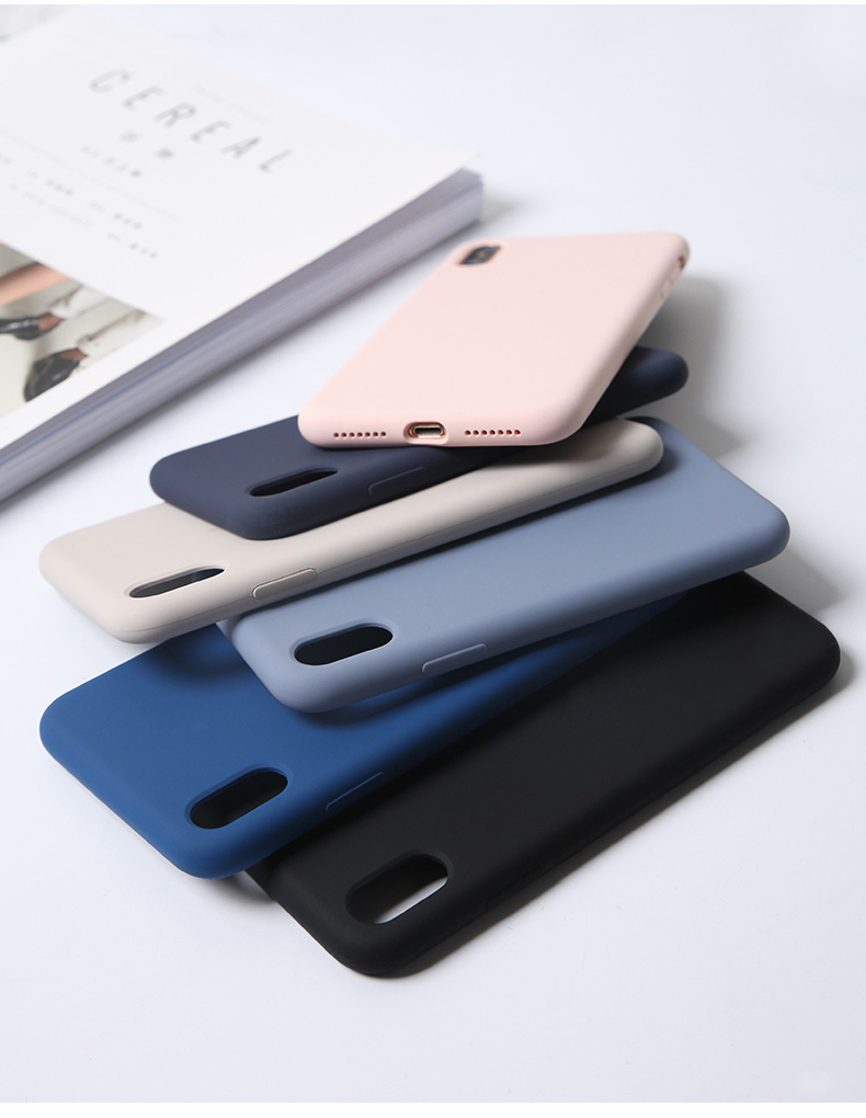 Silicone Case for Apple iPhone 22