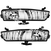 Fog Lights for Hyundai ACCENT 2006 2007 2008 2009 2010 Driving Lamps Pair 922011E000