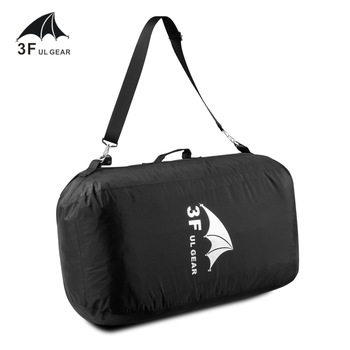 3F UL Rain Backpack Cover 45L-75L Cycling Outdoor Rucksack Bag Cover Waterproof