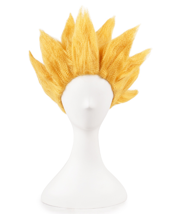 Dragon Ball Goku Cosplay Wig Three Colors