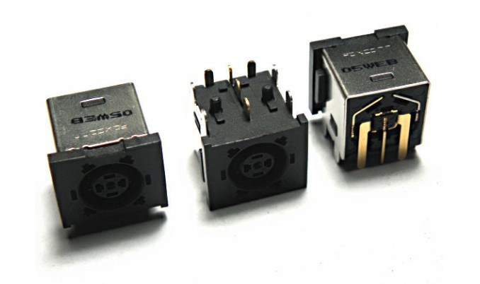 WZSM Free Shipping NEW laptop DC Power Jack for DELL <font><b>Alienware</b></font> <font><b>M17X</b></font> <font><b>R1</b></font> <font><b>M17X</b></font> R2 image