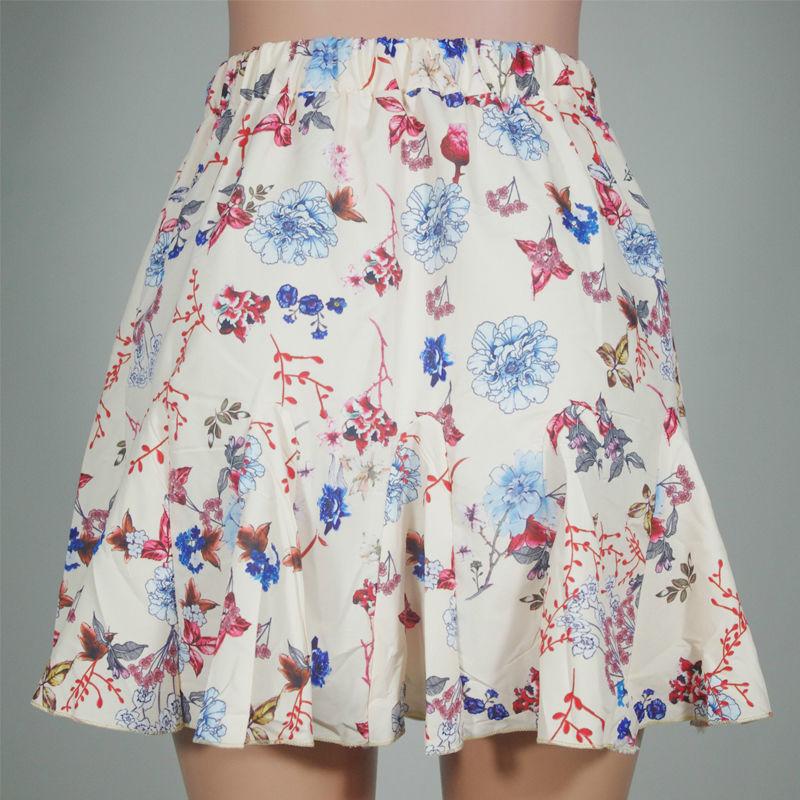 HTB1UWqMSpXXXXbdXXXXq6xXFXXXi - Women Floral Mini Skirt JKP090